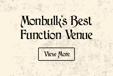 Monbulk's Best Function Venue View More Button White