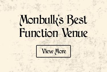 Monbulk's Best Function Venue View More Button White
