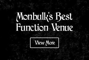 Monbulk's Best Function Venue View More Button Black